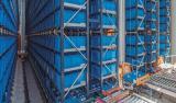 Stockage automatisé pour bacs ou cartons