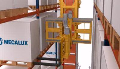 Automatiser les rayonnages conventionnels sans modifier votre entrepôt