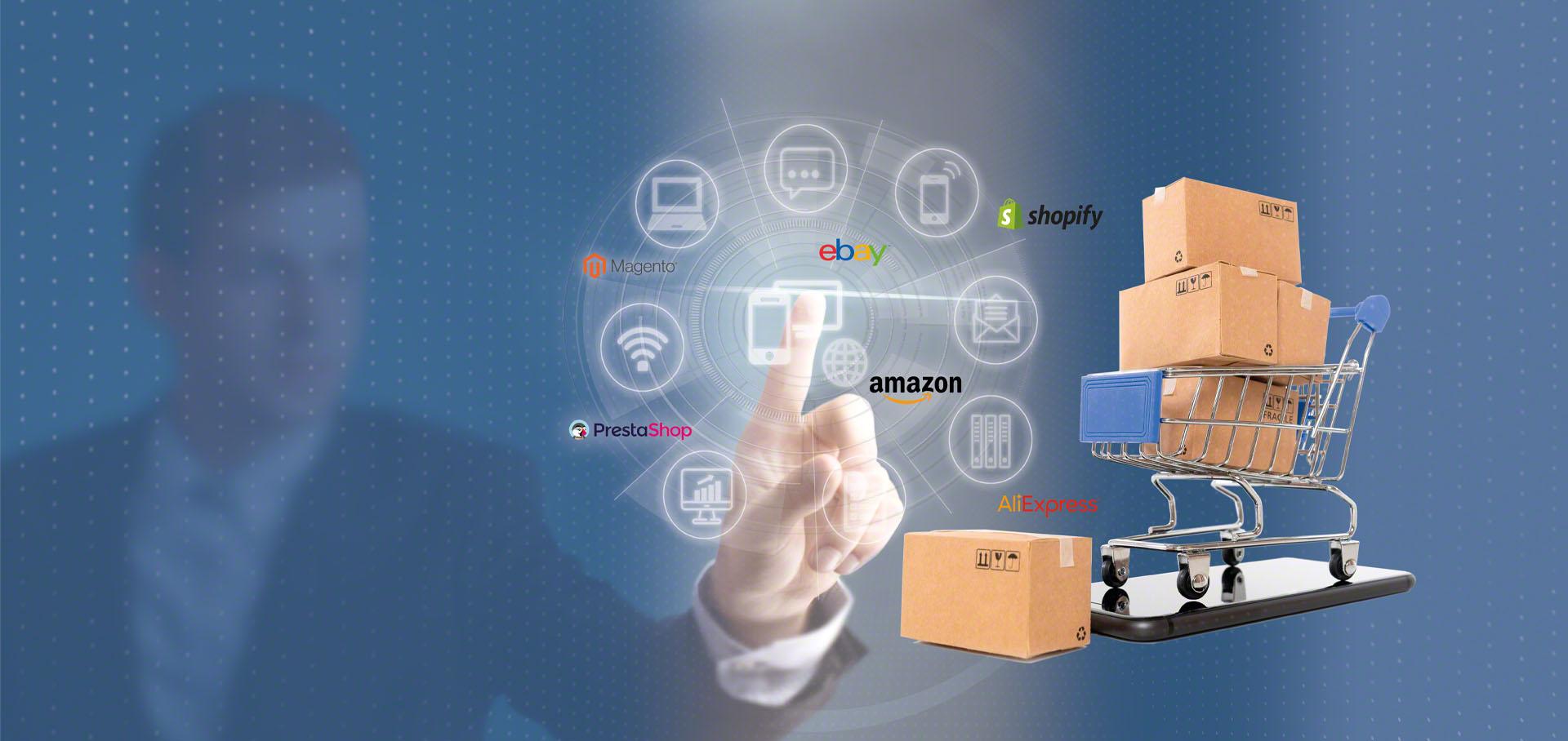 Intégration Marketplace & Plateforme E‑commerce